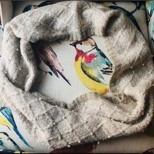 Betsy Johnson Knit Scarf